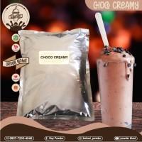 Bubuk Choco Creamy/Powder Rasa Choco Creamy/Bubuk Minuman Ori 1 Kg