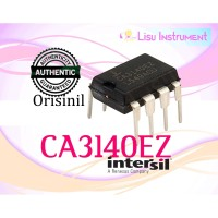 ORIGINAL CA3140EZ CA3140 BiMOS Op-Amp w/ MOSFET DIP-8 Intersil
