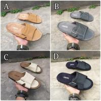 Sandal Kulit Pria Geok