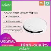 Xiaomi Mijia Robot Vacuum Cleaner G1 Smart Control Wet Dry 2 in 1 Mop