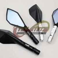 Spion Rizoma Tomok 2 Full CNC Aluminium NMAX Aerox 155 Vario 150 XMAX