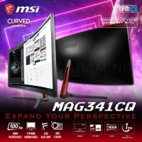 MSI Optix MAG341CQ 34 inch 3K Ultrawide Curved Gaming LED Monitor