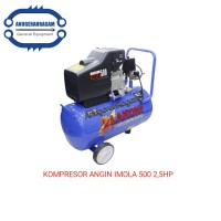 Compressor Kompresor Angin Listrik Lakoni Imola 500
