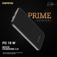 HIPPO ELITE Powerbank Prime 12000 mAh Power Bank Prime 12000mAh