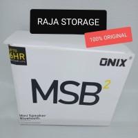 Onix Bluetooth Speaker MSB Mini Square Box High Definition Sound