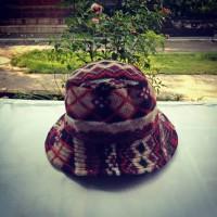 topi rimba outdoor gunung bucket hat MONTBELL not Salomon salewa nepa