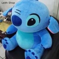 Boneka Stitch Ekstra Besar Extra Super Big Lilo N and Stich Plush Doll