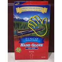 Sarung Tangan Plastik Isi 100 lembar ( 50 Pasang ) HDPE Food Grade