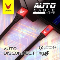 VYATTA AUTO Cable / Kabel Data Smart Disconnect Micro USB