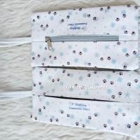 custom tissue case tempat tissue travel pack souvenir ulang tahun