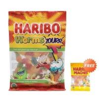 PROMO Paket BANDED Haribo Permen Jelly 80gr BUY 1 GEY 1