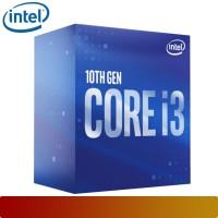 Processor INTEL - CORE I3 10100 Comet Lake-S LGA 1200 4 Core Gen 10
