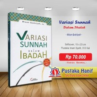 Buku Variasi Sunnah Dalam Ibadah Menuju Kesempurnaan Ittiba