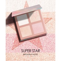 FA63 FOCALLURE Highlighter Palette High Pigment Shimmer Creamy Powder