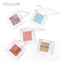 FA75M FOCALLURE Matte single eyeshadow easy to blend 13 colors