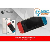 Nintendo Switch Gulikit Protective Case NS17 - Crystal Clear