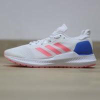 Sepatu Adidas Solar Blaze White Blue List Peach
