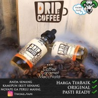 Liquid Drip Coffee Caramel Macchiato |Liquid Drip Your Coffee JNC Vape