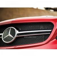 Mercedes Benz STAR LOGO front emblem W205