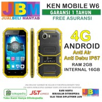 Cuci Gudang HP Android Outdoor Anti Air Anti Debu IP67 Ken Mobile