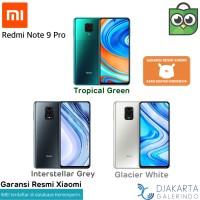 Xiaomi Redmi Note 9 Pro 6/64 & 8/128 GB - Garansi Resmi Xiaomi