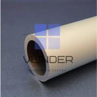 Pipa Aluminium OD 42 mm x ID 32 mm, t. 5.0 mm