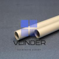 Pipa Aluminium OD 12.7 mm x ID 10.7 mm, t. 1.0 mm
