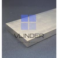 Plat Aluminium Strip 75 mm x 12.5 mm