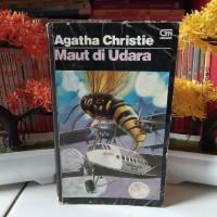Novel Terjemahan Misteri Agatha Christie Maut di Udara