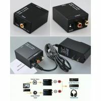 Digital Converter to analog optical toaslink to RCA