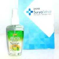Antis Spray Jeruk Nipis 55ml - Pembersih Tangan Tanpa Air