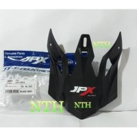 Pet Cross Helm JPX Origi al warna hitam doff.bukan pet helm LTD