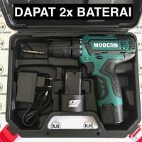 Mesin Bor Portable Modern M-12V