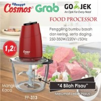 Cosmos Chooper Food Processor FP 313 Beling Penggiling Bumbu ,Daging