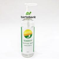 SUNDAY REPTILE SOAP 250ML SABUN KURA DARAT SABUN TORTOISE SABUN REPTIL