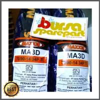 Maxxis Diamond MA-3D 70/90-14 ban tubeless motor Matic Yamaha Mio