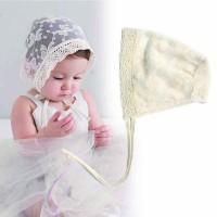Topi Model Princess dengan Bahan Breathable dan Hiasan Bordir Motif