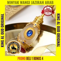 Parfum Arab Non Alkohol Parfum Arab Pria Minyak Wangi King Al Oud