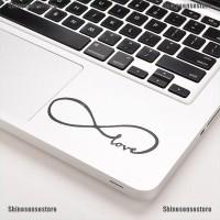 SHINE Love Infinity Vinyl Decal Sticker Skin for Macbook Laptop Pro