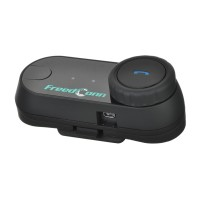 FreedConn Headset: Set Headset Intercom Bluetooth T-COM VB 800m
