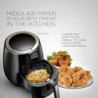 Midea air fryer MF CN20A ori garansi resmi/menggoreng tanpa minyak