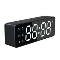Bakeey Wireless bluetooth Speaker Dual Alarm Clock Bedroom