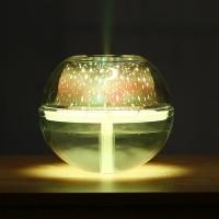 Egusb Humidifier / Pelembab Udara Mini dengan Lampu LED