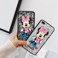 Hard Case Lace Minnie Back Cover For OPPO F1s/A59 F3 F5 F7 F9 F11