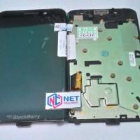 Lcd Bb Z30 3g Blackberry Z30 3g Touchscreen Frame