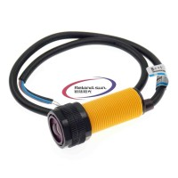 5PCS 1PCS E18 d80nk Saklar Sensor Infrared Adjustable 3-80cm untuk