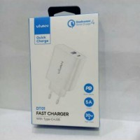Adapter Vivan DT01 PD Quick Charger 5A 30W