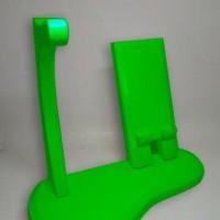 KJ-Headphone Stand Kayu 4 Pilihan Warna