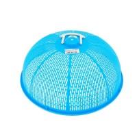IMJ Tudung Saji Bulat Bahan Plastik Avalon 330 - Biru