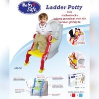 Baby Safe Ladder Step Potty/toilet training/tangga kloset anak